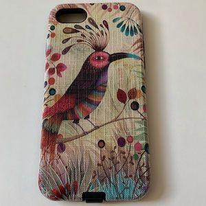 Colorful Bird iPhone 8 Case (A-20)